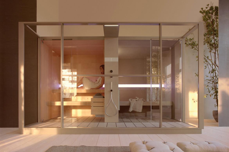 Sauna bagno turco e wellness effegibi