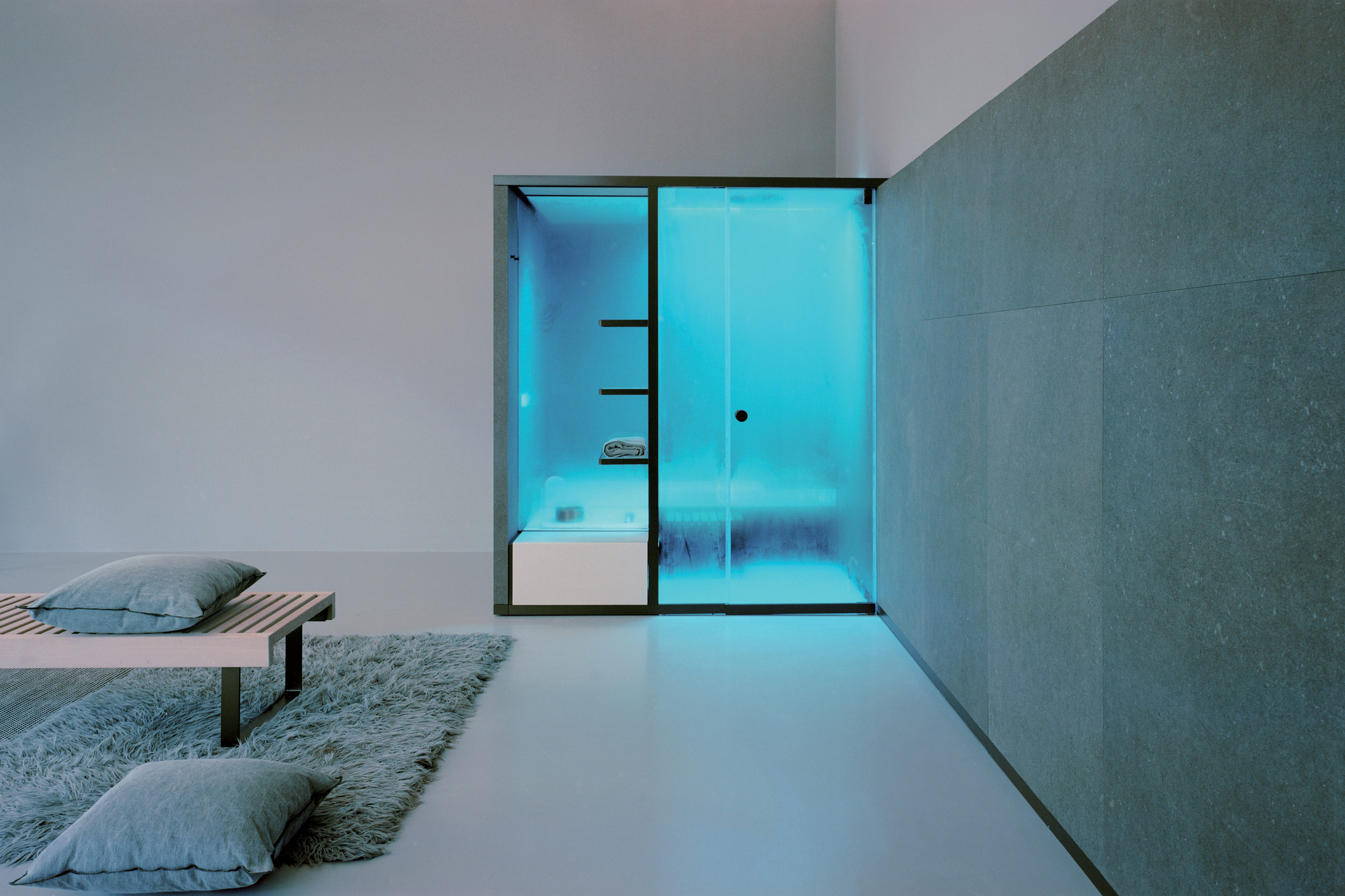 Sauna bagno turco e wellness effegibi - Bagno turco in casa ...