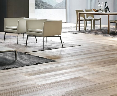 Stunning Cucina Parquet E Ceramica Contemporary - Home Ideas ...